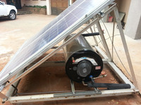 solar water and pv technology