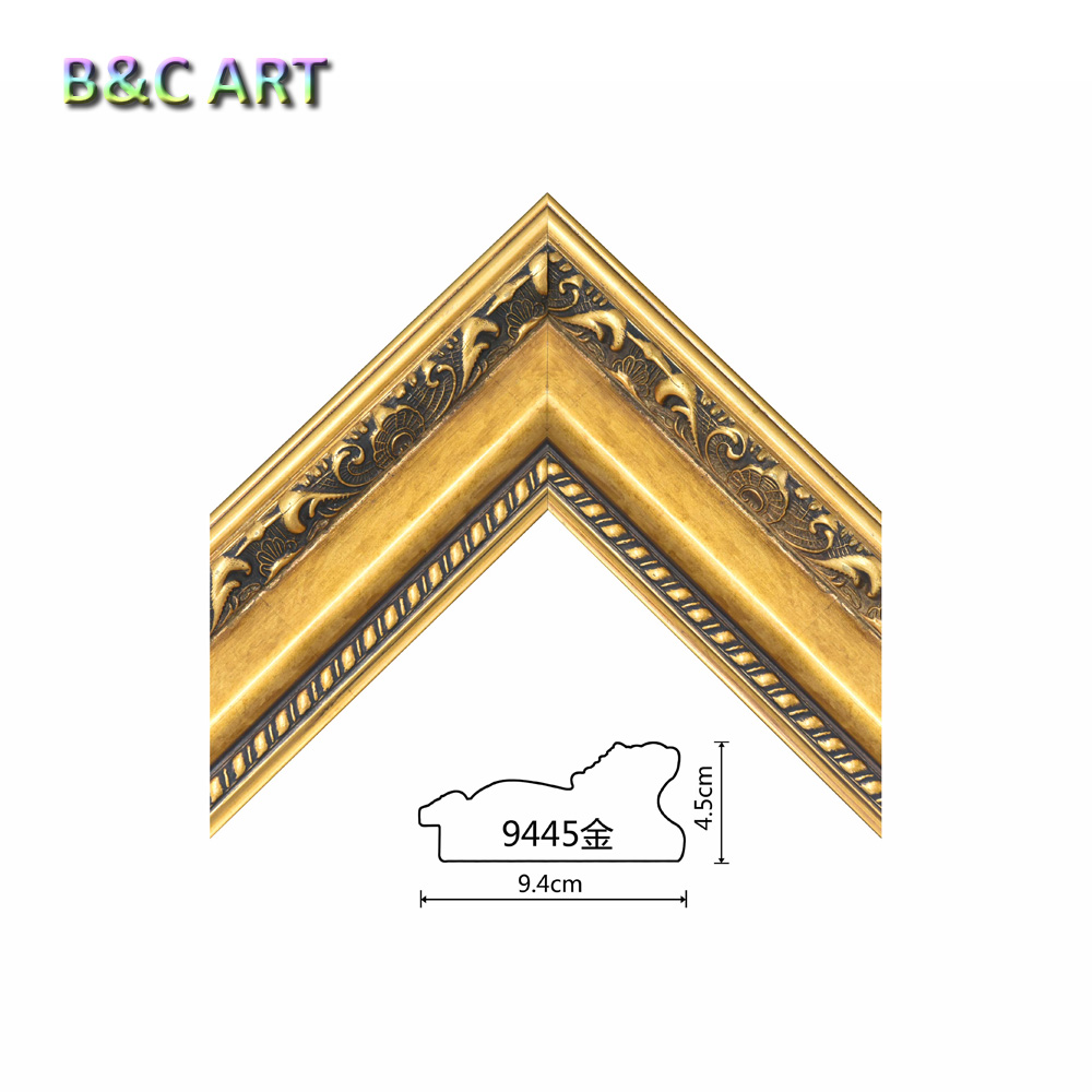 Wholesale picture frames gold - Online Buy Best picture frames gold ...