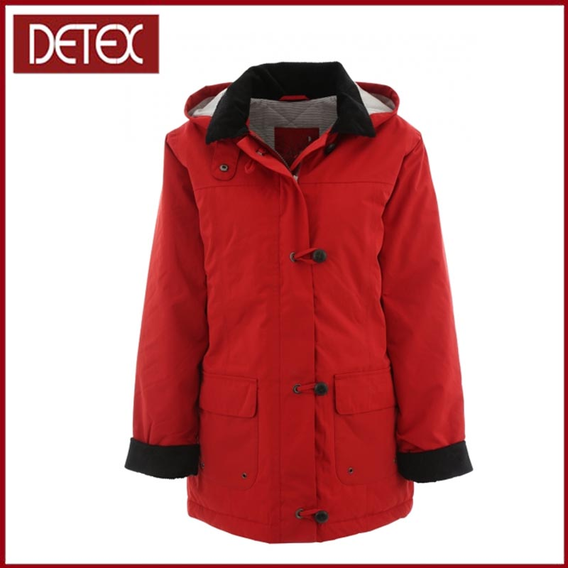High Quality Windproof Parka Women Winter Coats With Hoodie