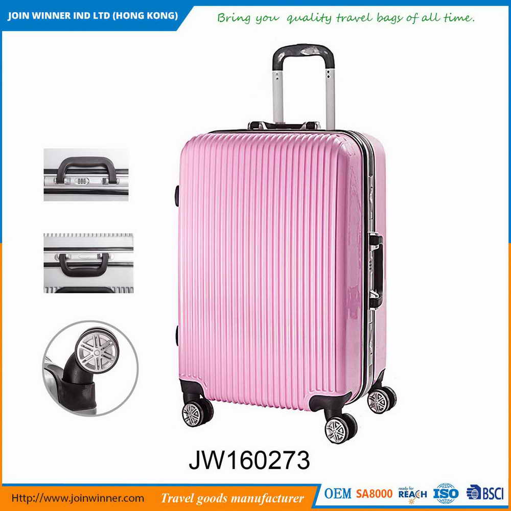 The Best And Cheapest Leopard Hard Case Luggage With Good Quality