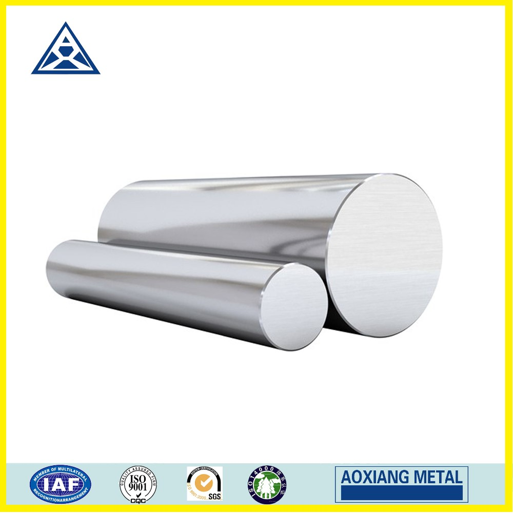 China Supplier Burnished 310 310S 316 303 304 Stainless Steel Round Bar