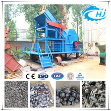 Waste Metal Crusher Machine/Scrap Crushing Production Line for Metal Recycling