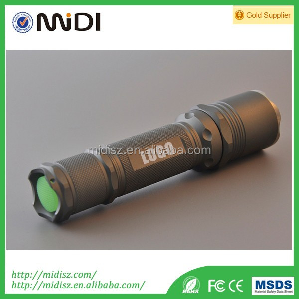 Cute size led outdoor lighting led torch light manufacturers touch power light