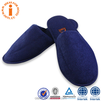 New Design Simple Style Winter House Hotel Fashion Man Slipper