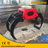 China OEM high quality best seller hydraulic rotating wood grap/grapple bucket