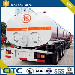 asphalt bitumen /Liquid Bitument/Asphalt Transport Semi Tank Trailer color and logo available