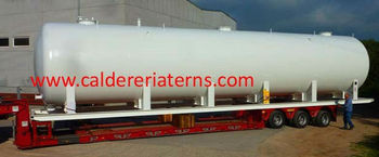 80.000L Double Wall Storage Tank BS EN 12285