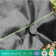 PP woven Ground Cover Fabric, weed barrier ground mat /roof lining fabric