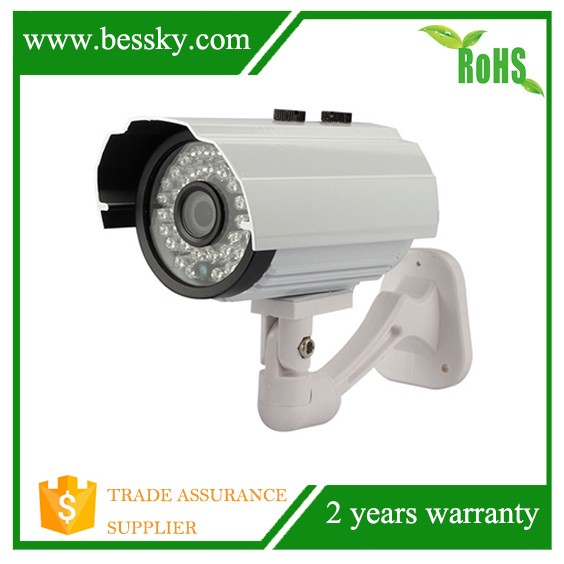 H.265 5MP HD IP Camera, best selling bullet housing 3.6/6mm lens p2p hd ip camera