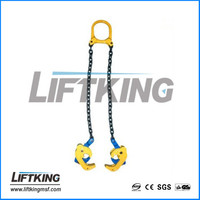 all-steel construction oil drum lifter/lifting clamp