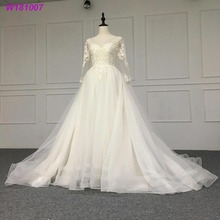 Factory Wholesale New Arrival Alibaba Wedding Dress Bridal Gown