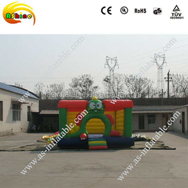 Inflatable jumping bouncer air bouncer inflatable bouncing castle trampoline rental