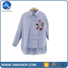 Casual Good Quality Office Shirts For Ladies