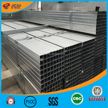 ASTM steel profile ms square tube galvanized square steel pipe gi pipe price for building and industry