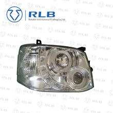 eye angle LED crystal head lamp for body parts hiace van
