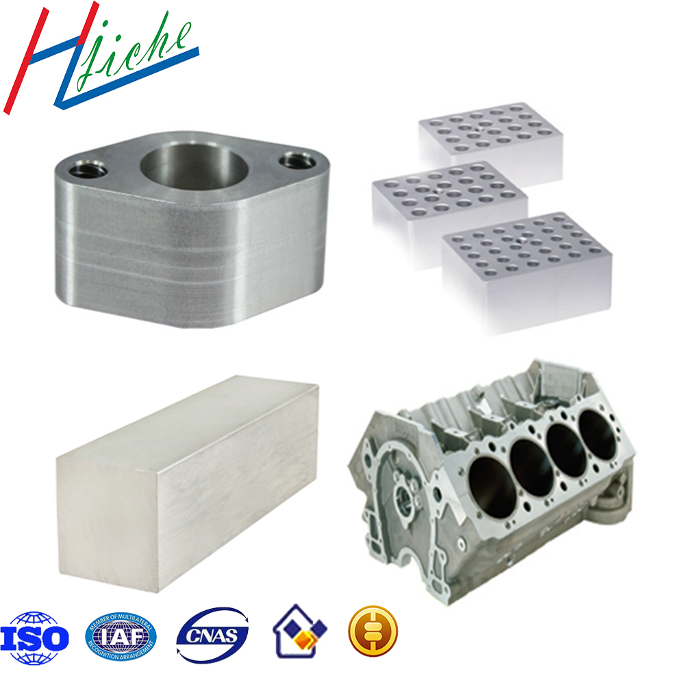 Customized CNC milling parts cheap aluminum block