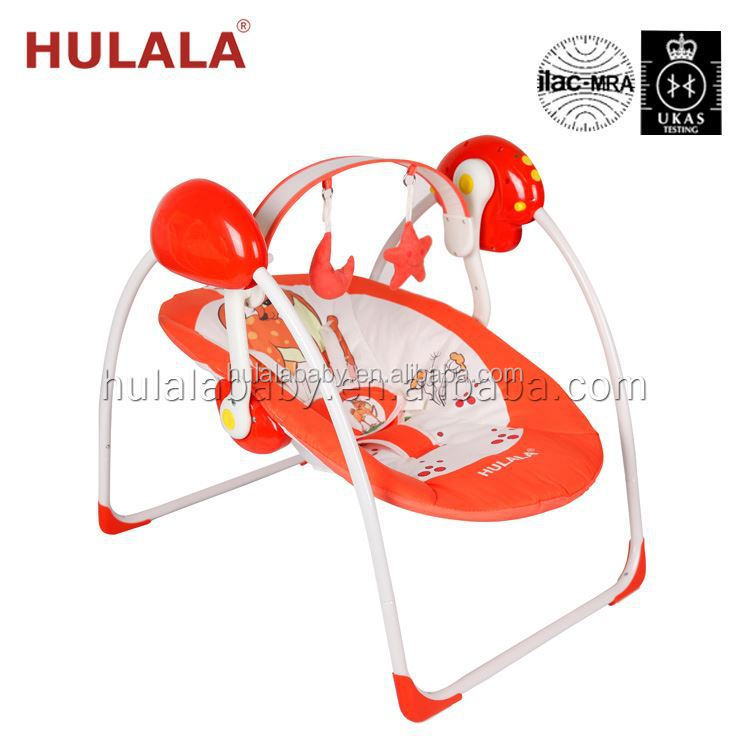 Youth 2016 New Electric Baby Cots Swing