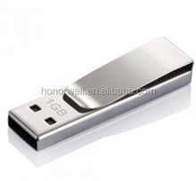 metal bulk 1GB usb flash stick with custom logo for gift or use