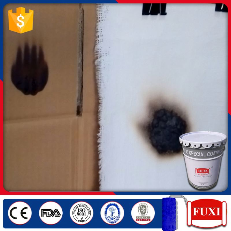Anti Fire Fireproof Indoor Intumescent Paint