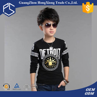 Hongxiong 100% Cotton Promitional Comfortable Cute Pullover Printed Logo Children Hoodies