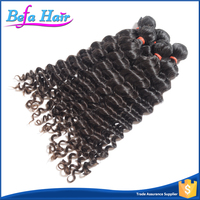 Befa Hair 100% Pure Human Hair Deep Wave Wholesale Virgin Hair Vendors