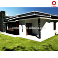 Modern style small villa design with low price