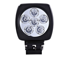 Factory direct Car accessory led light bulb atv utv 60w led work light 4x4 off road led work light for truck tractor auto part