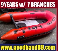 inflatable rubber boat for sale Philippines - brand new