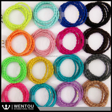 New Designed Top Selling DIY Dropship Elastic Loom Rubber Band