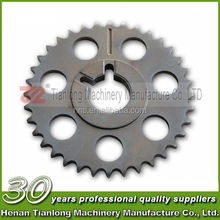 Automatic Mini Used Combine Harvester Agricultural Sprocket Wheel