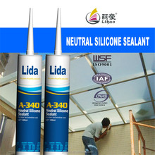 structural glass roofing assembly neutral silicone sealant