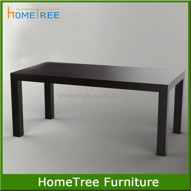 2014 Hot sale luxury wood dining table dining room furniture
