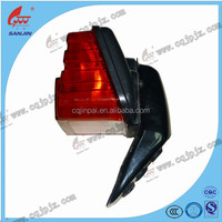 Chinese motorcycle parts motorcycle taillight best quality and service