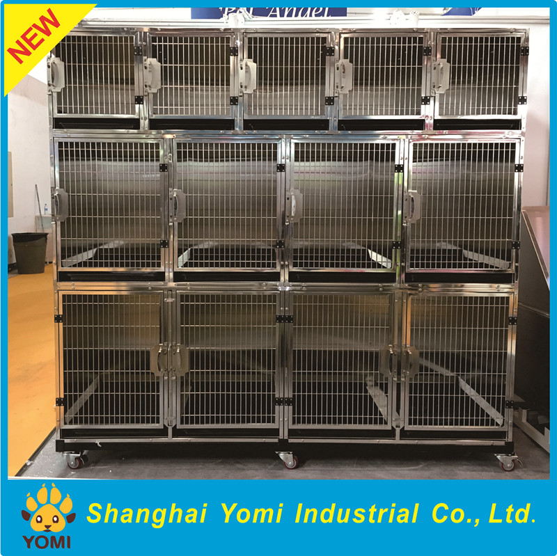 New Arrivel Factory Pet Cage/Stainless Steel Dog Cage/Dog Crate Wholesale