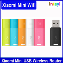 100% Original Xiaomi Wifi Portable Mini USB Wireless Router Wifi Adapter WI-FI Emitter Internet Adapter 150Mbps