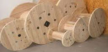 CABLE REEL WOODEN