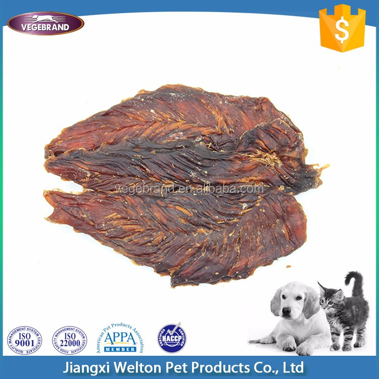 Food Packaging Bag Chicken Jerky Dog Snack