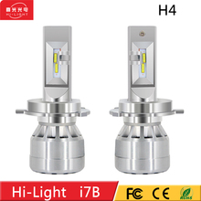 New Auto Parts 8000lm Led Lada Headlight Bulb Kits H1 Hb3 H7 H4 D2s 6000k Car Hyundai I30 Headlights