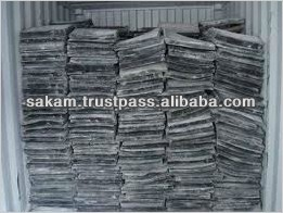 High Quality Black Color Reclaimed Waste Rubber