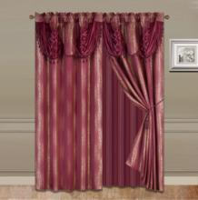 New Arrival Luxury Design 2Pcs Window Curtains For Bedroom