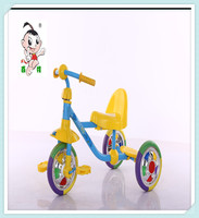2016 hot sale new model new plastic seat tricycle kids bike for 2-4 years old
