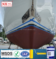 Boat paint Liquid epoxy resin for marine epoxy paint