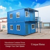 efficient new Widelyuse economic prefabricated house light steel villa
