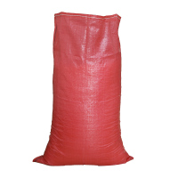 Purchasing Festival red pp potato bag / sack with custom logo design printing