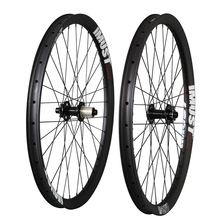 2017 Carbon fiber mountain bike wheels down hill 29 all mountain bike wheel 40mm clincher and hookless AM290-40TL