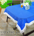 LFGB pvc garden outdoor antislip table cover