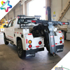 ATOP 4x4 4WD double crew cab Chinese pick up truck chassis wrecker tow pick up truck