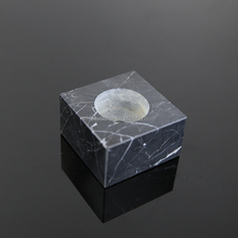 black marble trophy base