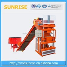 soil clay mud/cement block making machine SY1-10