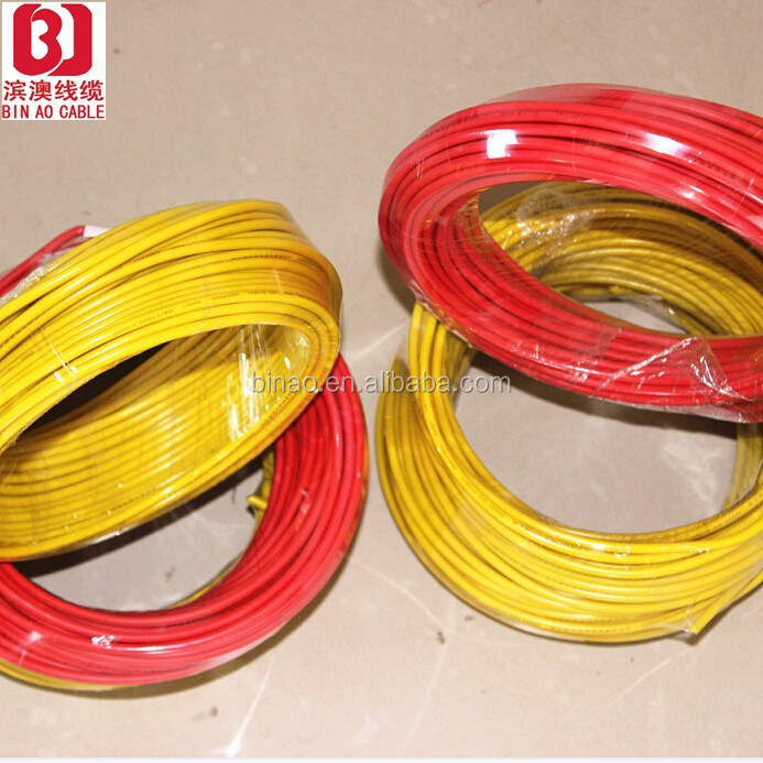 RV 450/750V copper conductor PVC Insulated 1.5-240mm single-core electrical wire prices,power cable 240sqm